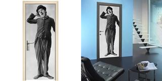 Charles Chaplin Decora tu casa