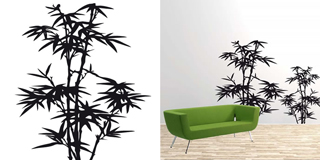 Vinilo Bamboo